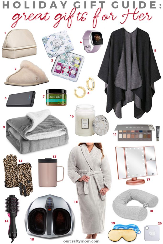 Holiday Gift Guide - Great Gifts for Her (1)
