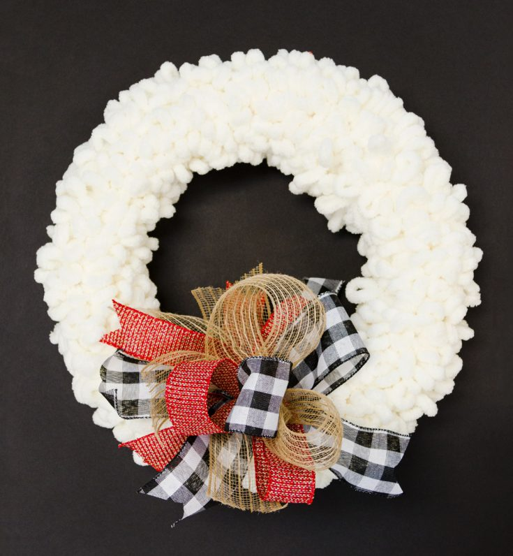Fall and Christmas Wreath DIY, Easy and Gorgeous