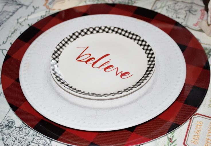 believe plates