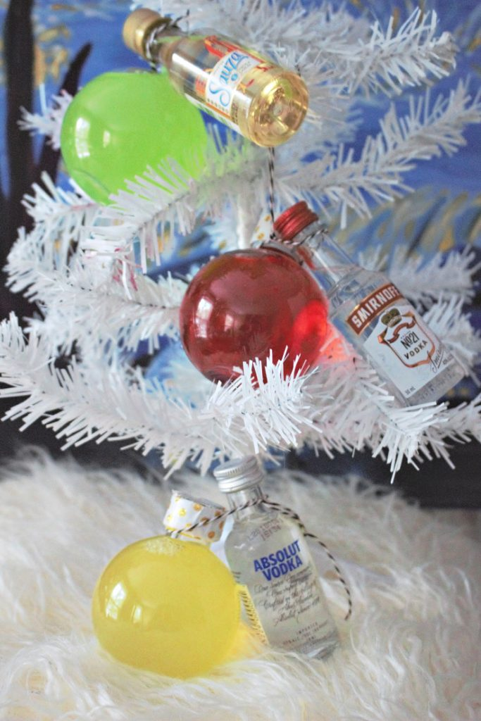 cocktail ornament