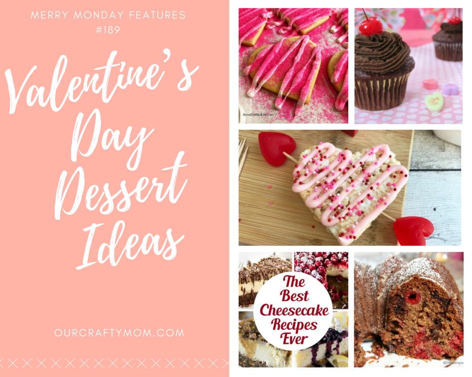5 Valentine's Day Desserts