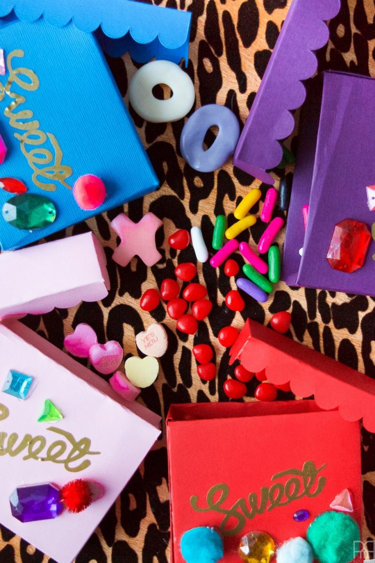 DIY Candy Boxes