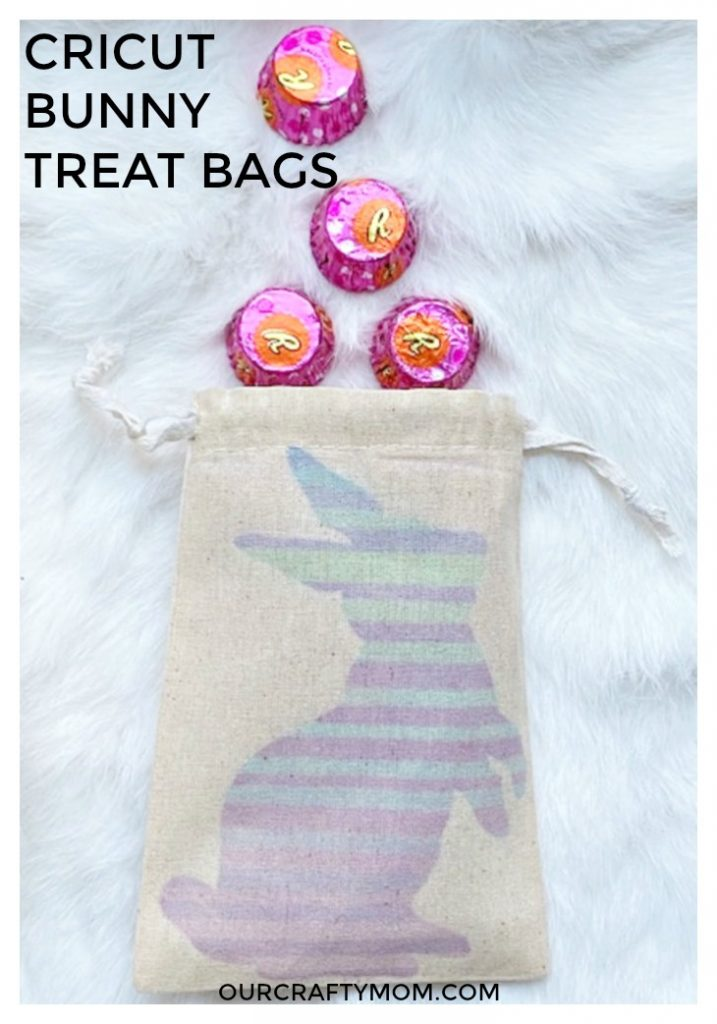 Cricut Bunny Treat Bags (1)