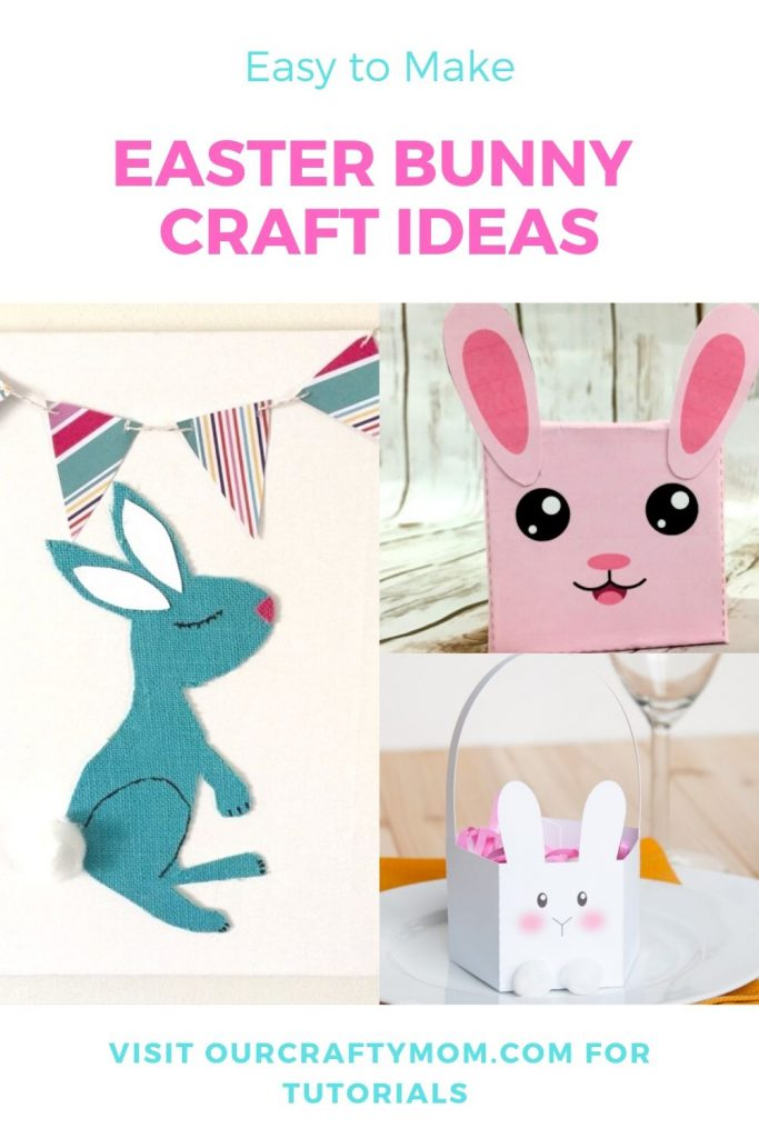 easy to make easter bunny crafts