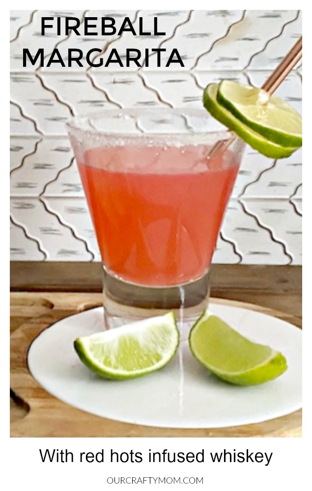 Fireball Margarita