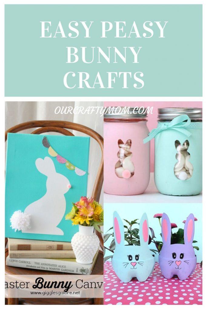 easy bunny crafts