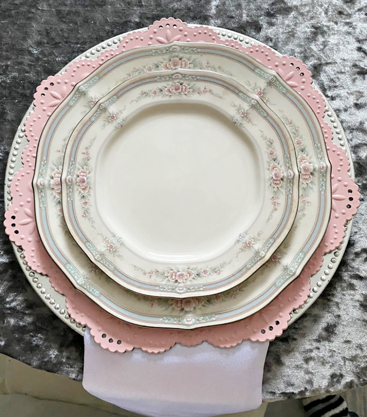 wedding china