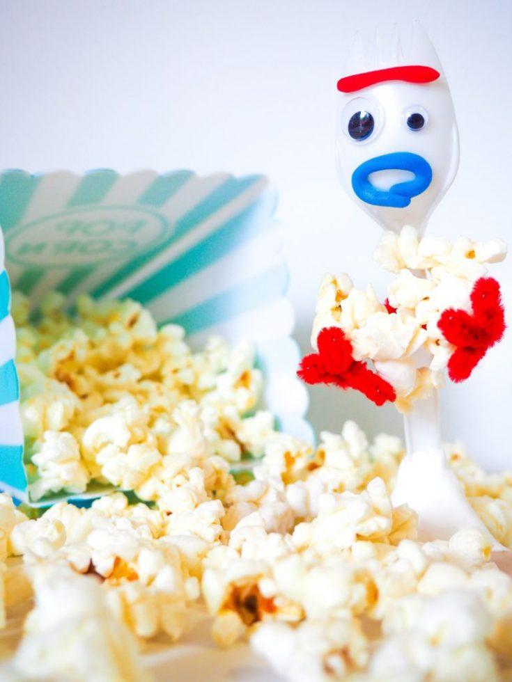 DIY Disney/Pixar's Toy Story 4 Forky Craft