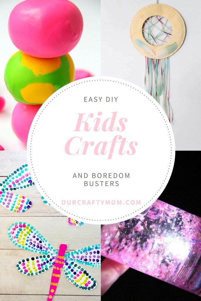 easy diy kids crafts