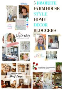home decor bloggers