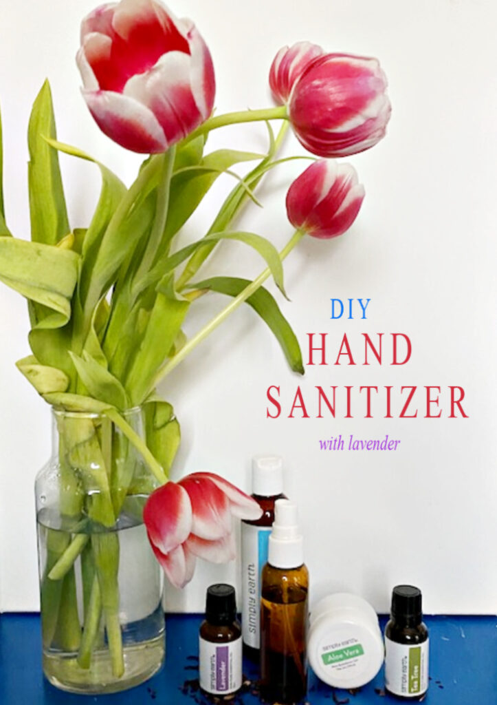 diy hand sanitizer mothers day giveaway