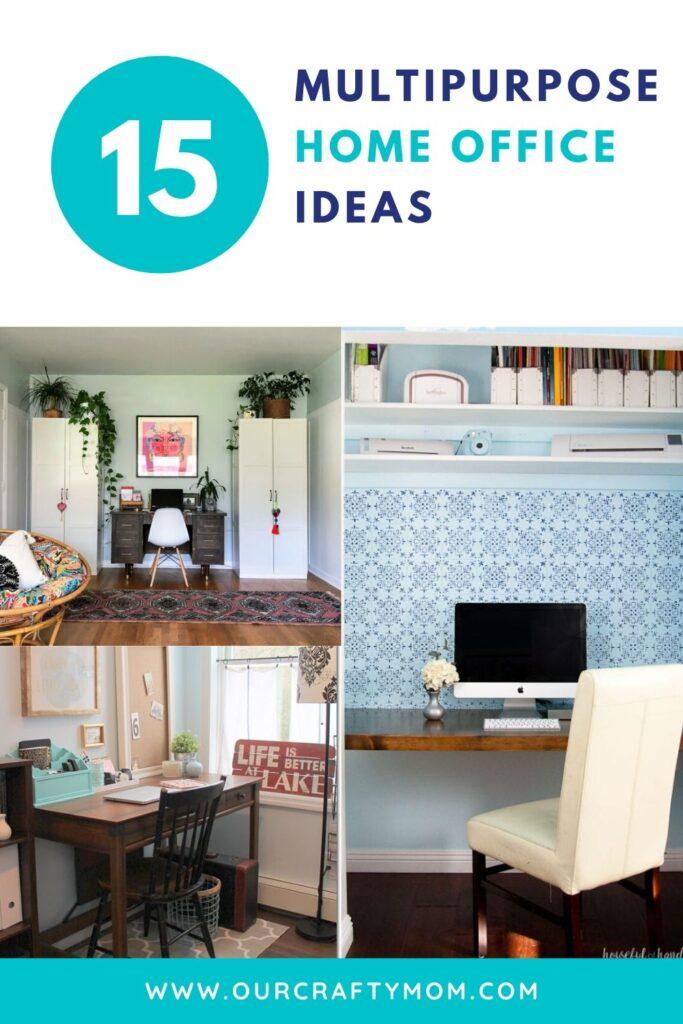 multipurpose home office ideas
