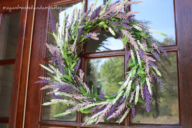 Simple Summer Wreath