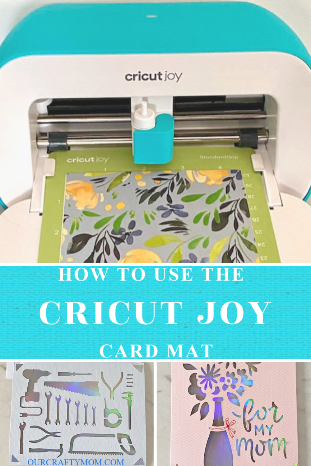 cricut joy card mat