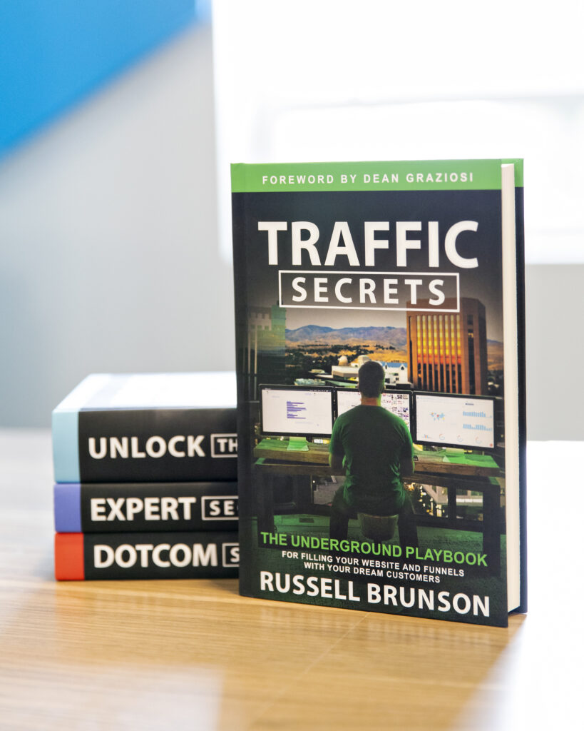russell brunson book cover
