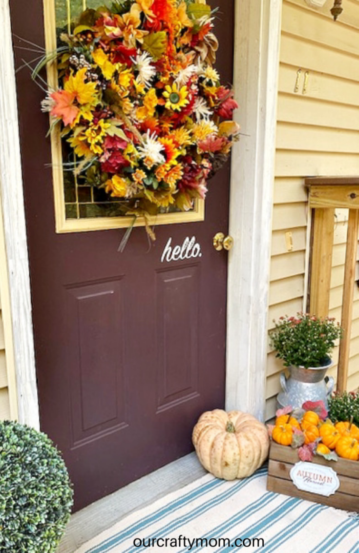Fall home decor ideas with Decocrated Subscription Box