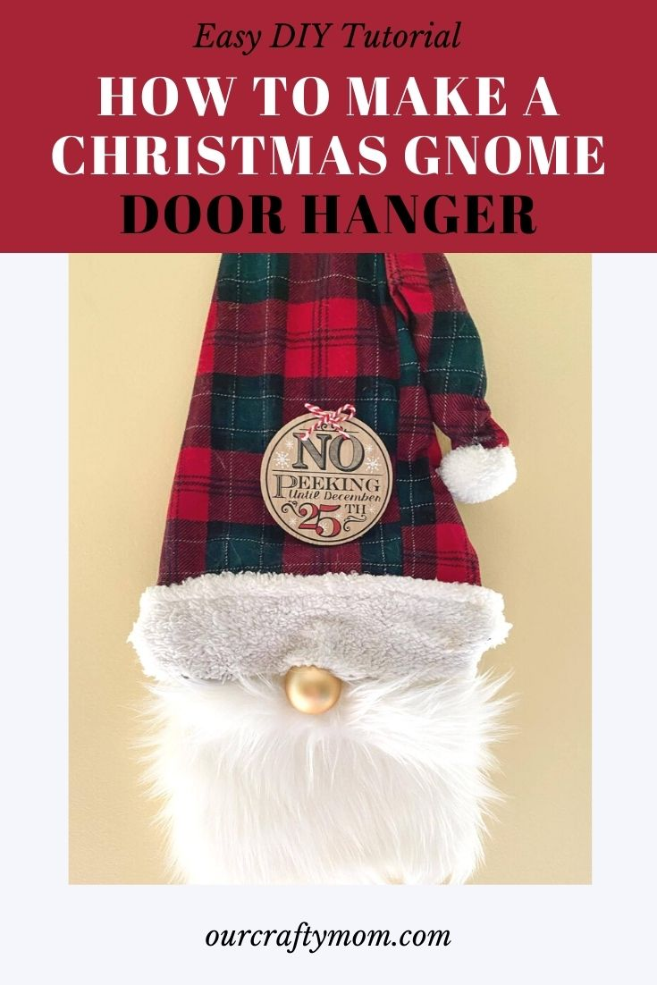 Dollar Store Christmas Gnome DIY