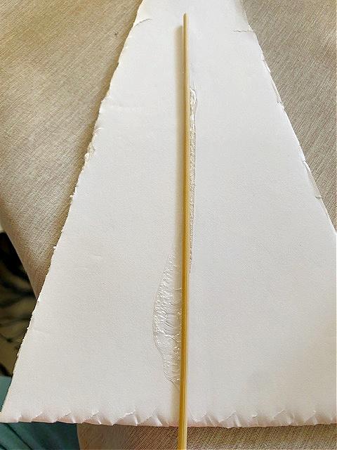 foam board on skewar