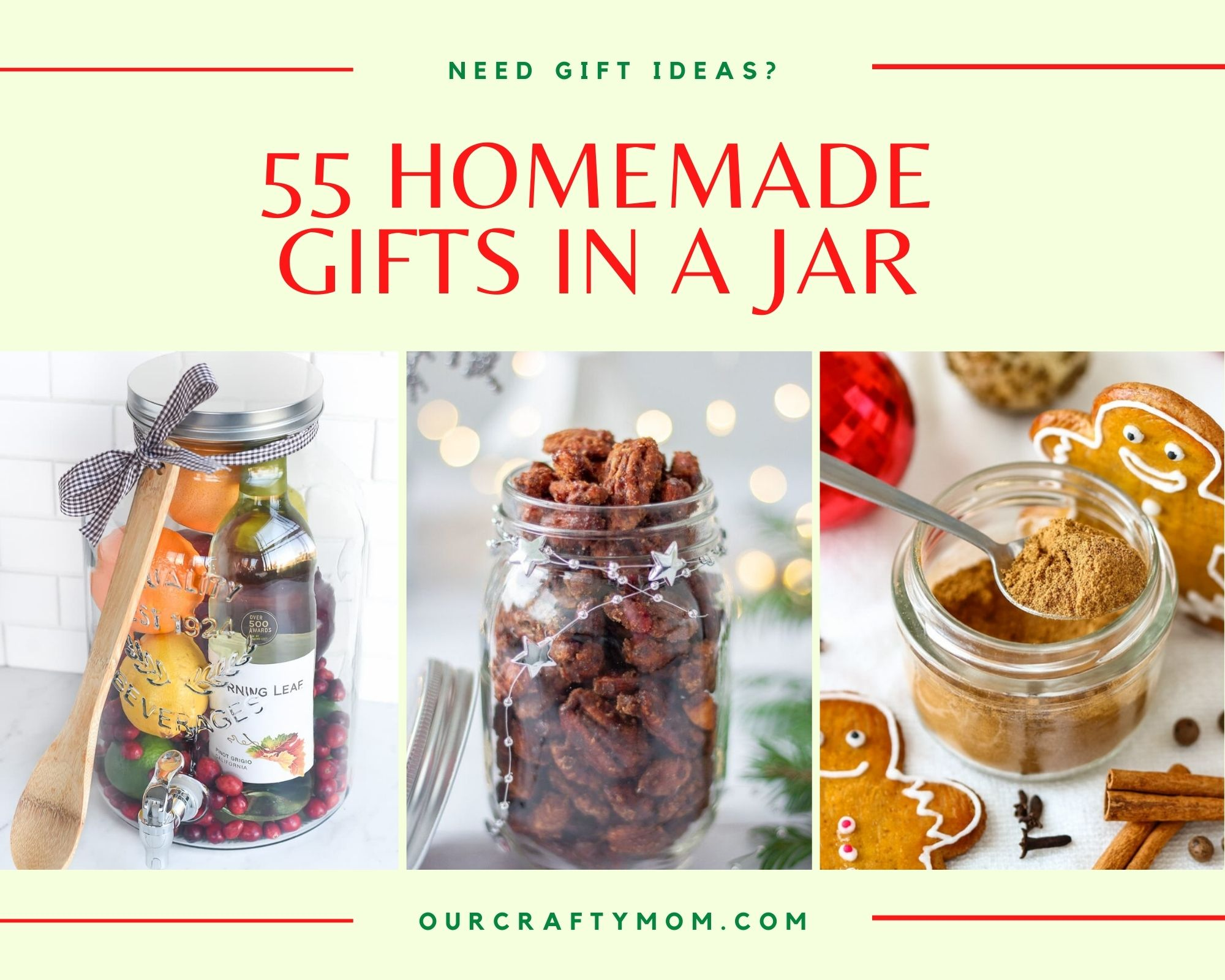 55 Brilliant Ideas For Quick And Easy Diy Gifts In A Jar
