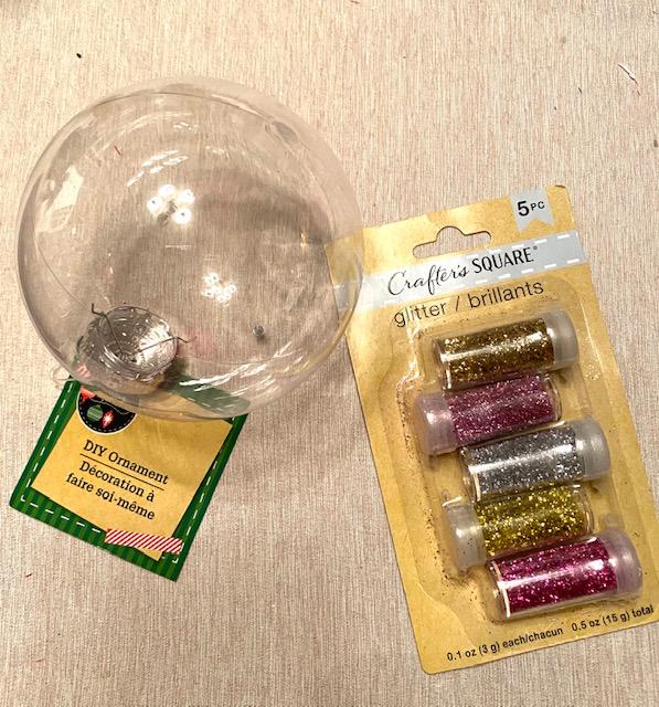 Ornament supplies