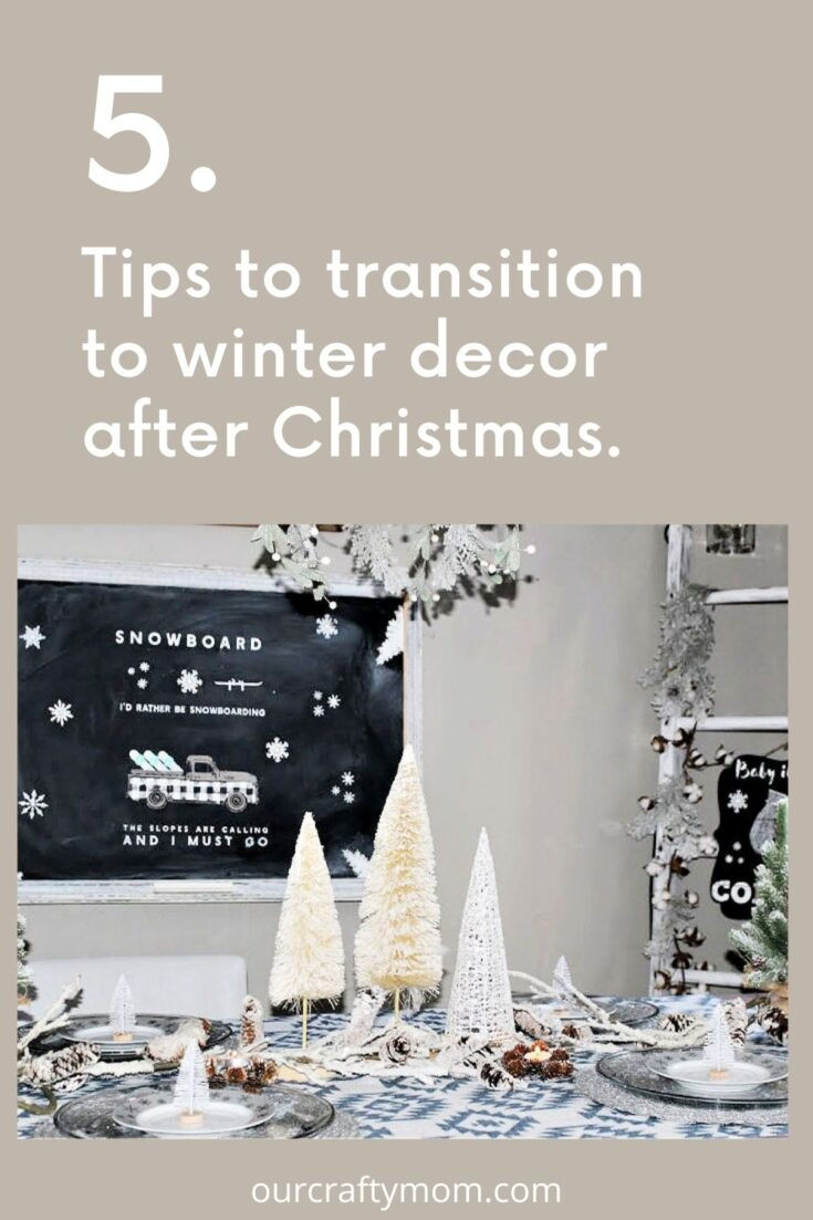 winter tablescape decorating tips