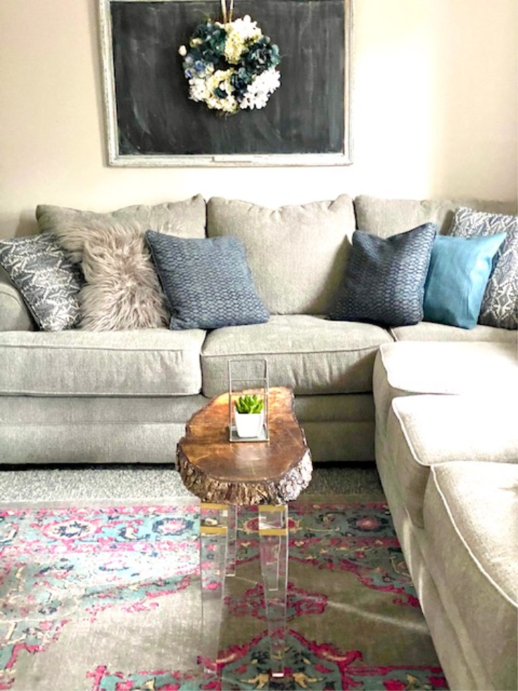 diy-wood-slab-coffee-table
