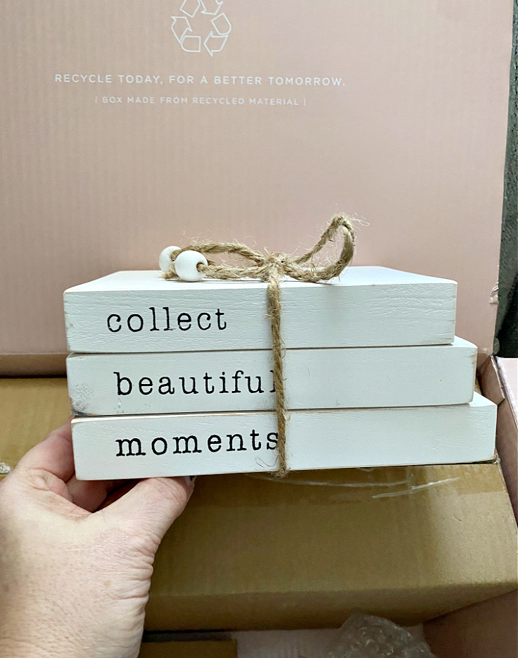collect beautiful moments books