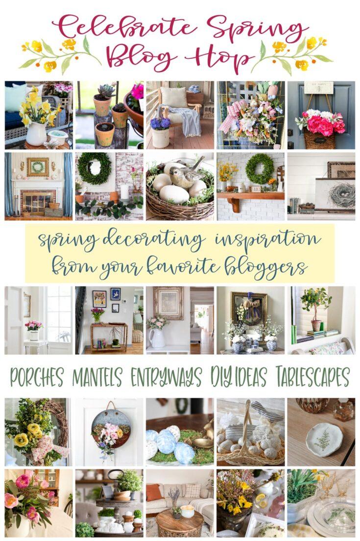 23 bloggers share spring decor