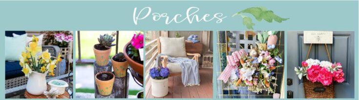 porches collage