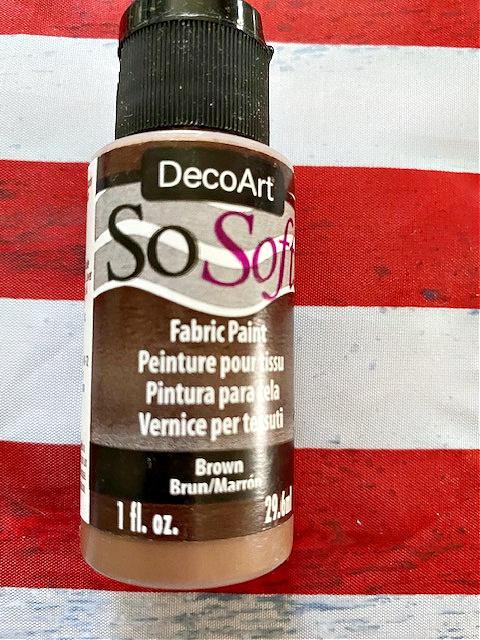so soft fabric paint