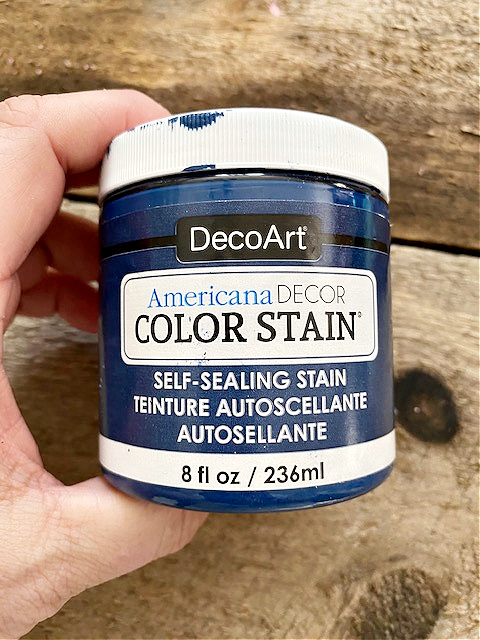 decoart AmericanaDecor color stain