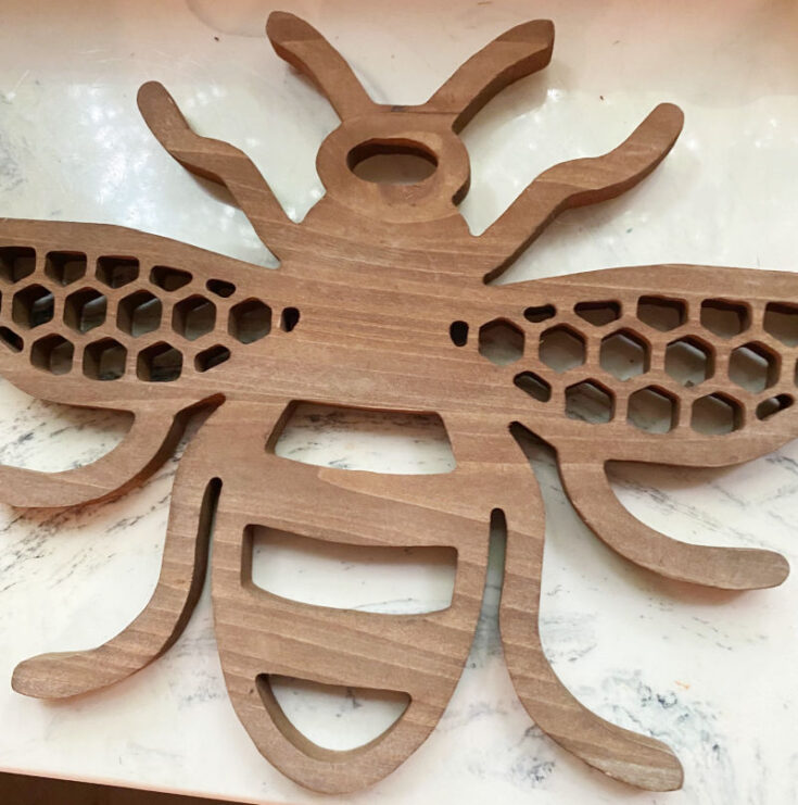 wood bumble bee