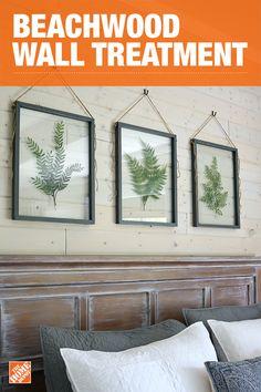 home depot fern art